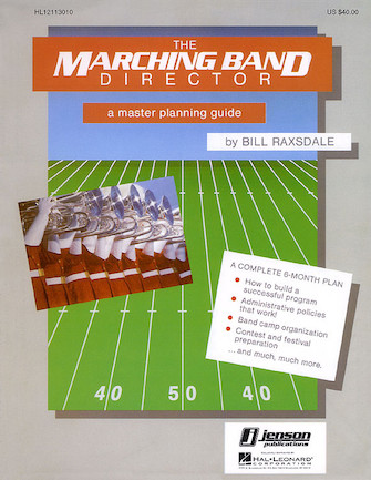 Product Cover for Marching Band Director
