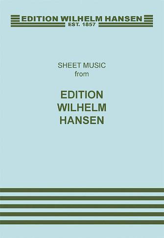Product Cover for Hans Abrahamsen: String Quartet No.1 'Ten Preludes' (Score)