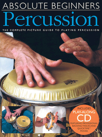 Product Cover for Absolute Beginners – Percussion