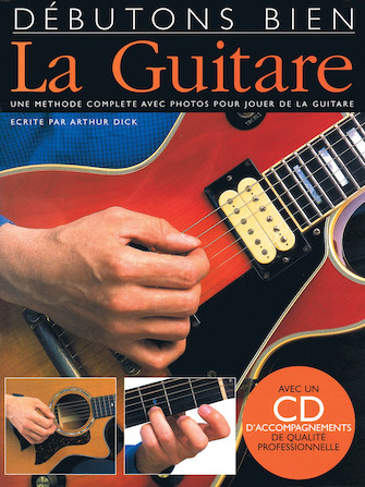 Product Cover for Debutons Bien: La Guitare