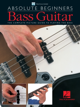 Product Cover for Absolute Beginners – Bass Guitar