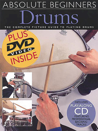 Product Cover for Absolute Beginners – Drums
