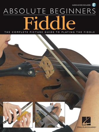 Product Cover for Absolute Beginners – Fiddle