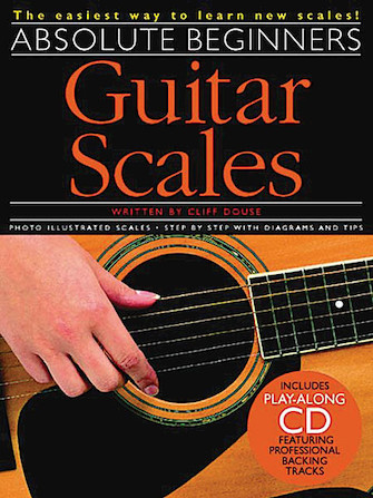 Product Cover for Absolute Beginners – Guitar Scales