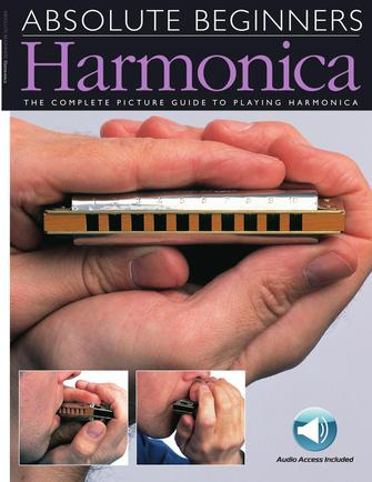 Product Cover for Absolute Beginners – Harmonica