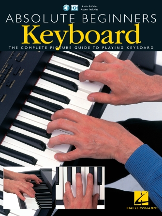 Product Cover for Absolute Beginners – Keyboard