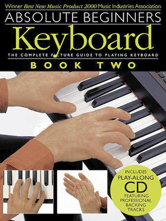 Product Cover for Absolute Beginners: Keyboard – Book 2