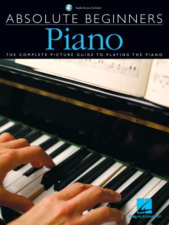 Product Cover for Absolute Beginners – Piano