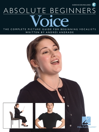 Product Cover for Absolute Beginners – Voice