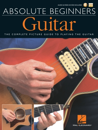 Product Cover for Absolute Beginners – Guitar