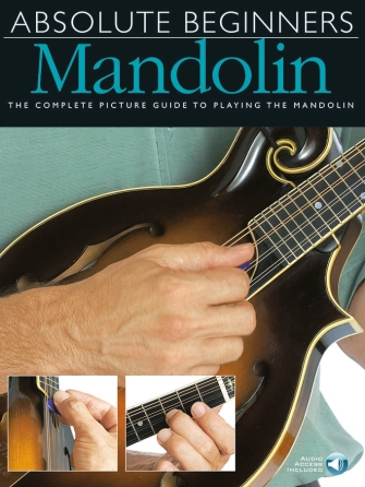 Product Cover for Absolute Beginners – Mandolin