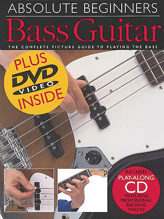 Product Cover for Absolute Beginners: Bass Guitar