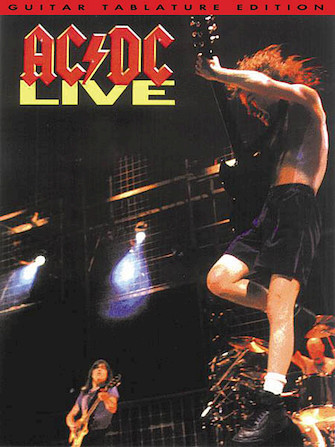 Product Cover for AC/DC – Live