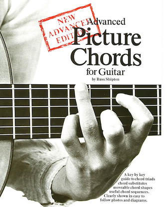 Product Cover for Advanced Picture Chords for Guitar