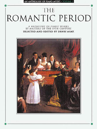 Product Cover for An Anthology of Piano Music Volume 3: The Romantic Period