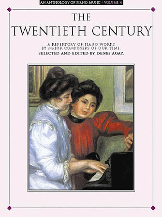 Product Cover for An Anthology of Piano Music Volume 4: The Twentieth Century