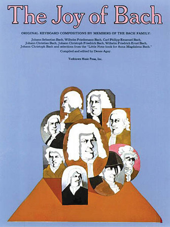 Product Cover for The Joy of Bach
