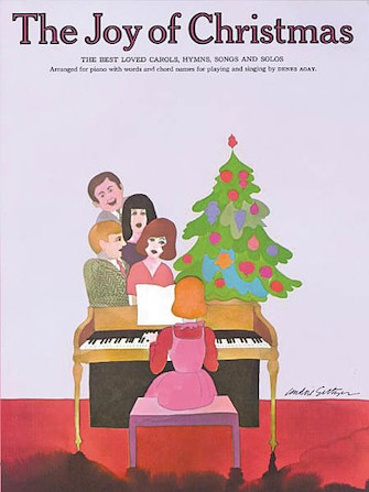 Product Cover for The Joy of Christmas
