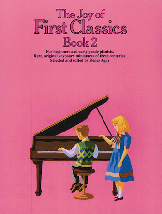 Product Cover for The Joy of First Classics – Book 2