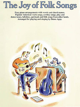 Product Cover for The Joy of Folk Songs
