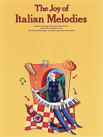 Product Cover for The Joy of Italian Melodies