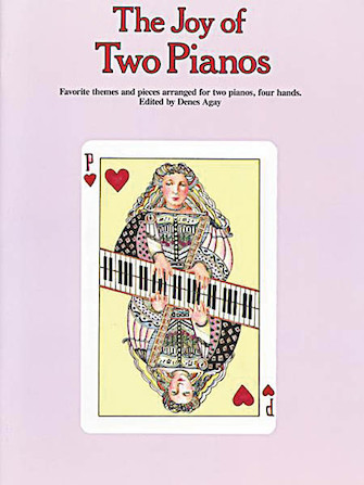 Product Cover for The Joy of Two Pianos