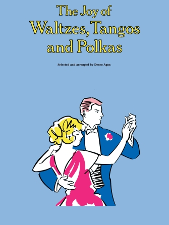 Product Cover for The Joy of Waltzes, Tangos and Polkas