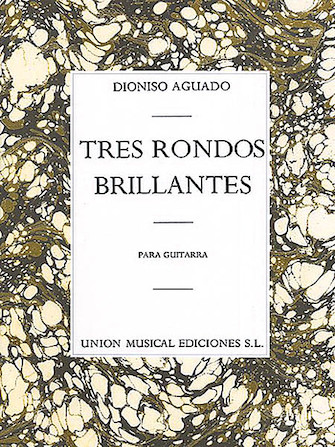 Product Cover for 3 Rondos Brillantes