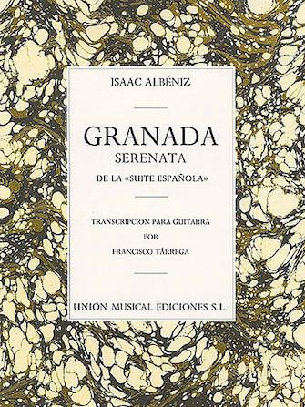 Product Cover for Granada Serenata