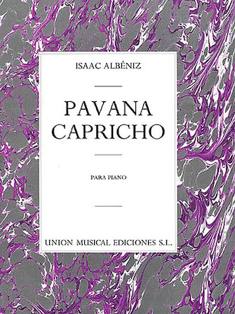 Product Cover for Pavana Capricho, Op. 12