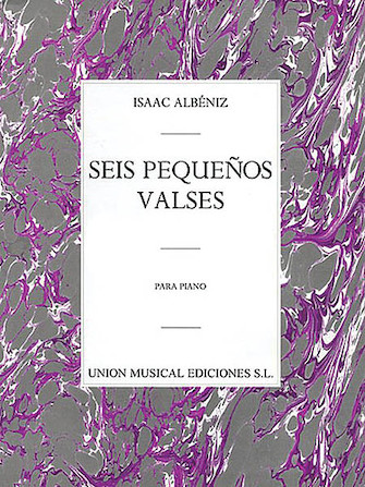 Product Cover for Albeniz Seis Pequenos Valses Op.25 Piano