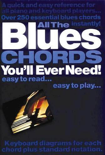 Product Cover for All the Blues Chords You'll Ever Need