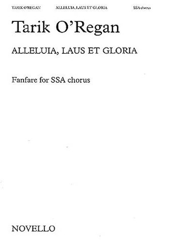 Product Cover for Alleluia, Laus Et Gloria