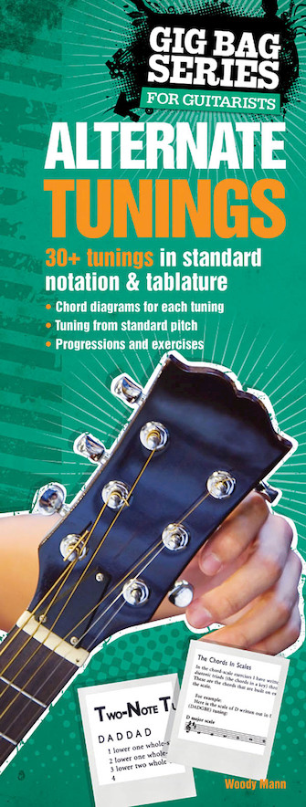 The Gig Bag Book of Alternate Tunings for All Guitarists