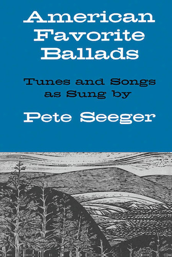 Product Cover for American Favorite Ballads – Tunes and Songs As Sung by Pete Seeger