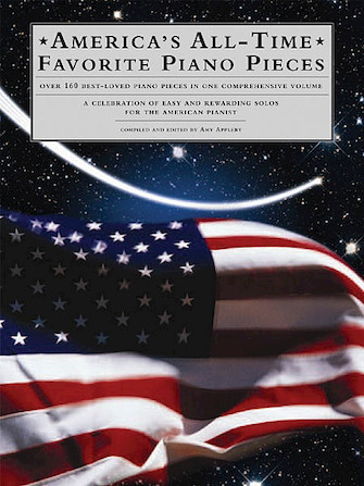 Product Cover for America's All-Time Favorite Piano Pieces