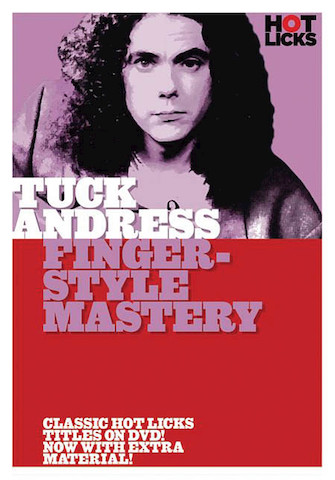 Product Cover for Tuck Andress – Fingerstyle Mastery