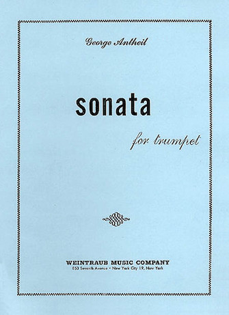 Product Cover for Sonata for Trumpet