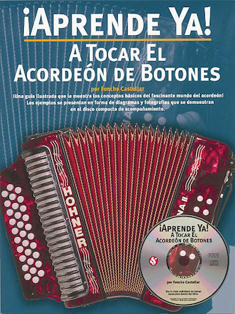 Product Cover for Aprende Ya! A Tocar El Acordeon De Botones