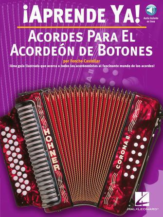 Product Cover for Aprende Ya! Acordes Para El Acordeon De Botones