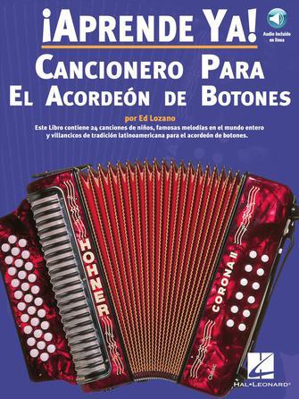 Product Cover for Aprende Ya! Cancionero Para El Acordeon De Botones