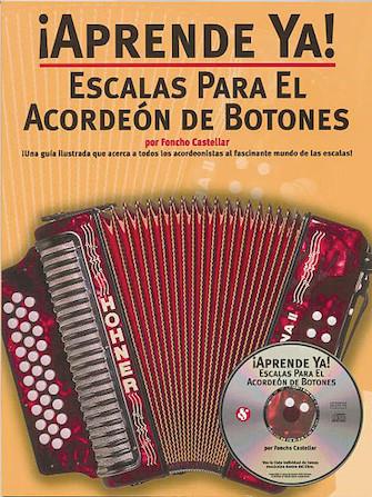 Product Cover for Aprende Ya! Escalas Para El Acordeon De Botones