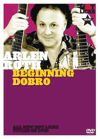 Product Cover for Arlen Roth – Beginning Dobro®