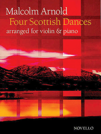 Product Cover for 4 Scottish Dances Op. 59