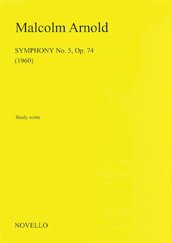 Product Cover for Symphony No. 5, Op. 74