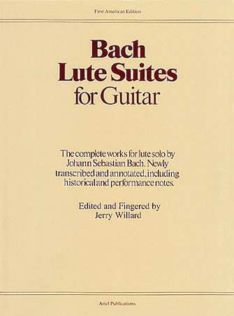 Product Cover for Lute Suites for Guitar