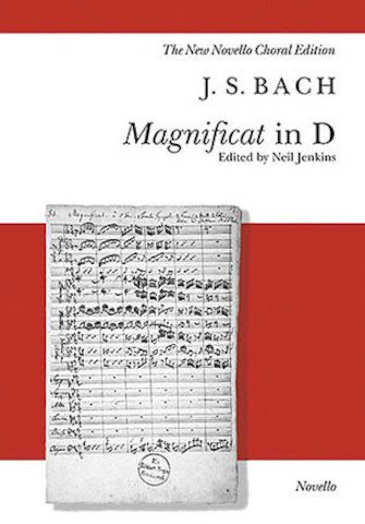Product Cover for Magnificat in D
