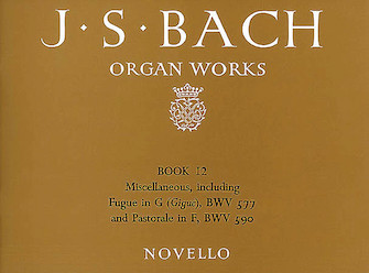 Product Cover for Organ Works – Book 12