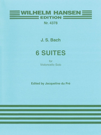 Product Cover for 6 Suites for Solo Violoncello