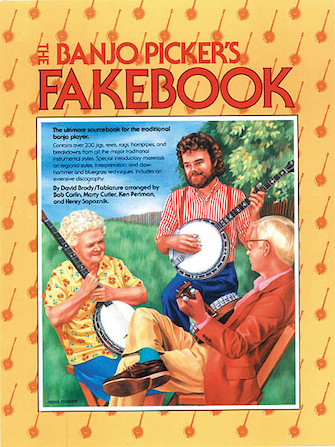 Product Cover for The Banjo Picker's Fake Book
